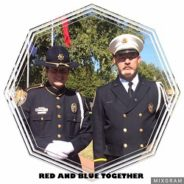 Firefighters Supporting Law Enforcement